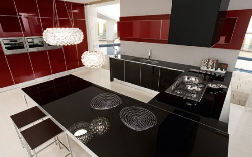 JudyModern Glossy Kitchen By Futura Cucine2