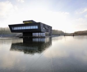 De Oostvaarders by Drost + van Veen architecten