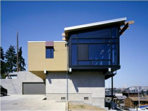 Portage Bay House 2 By Olson Sundberg Kundig Allen Architects