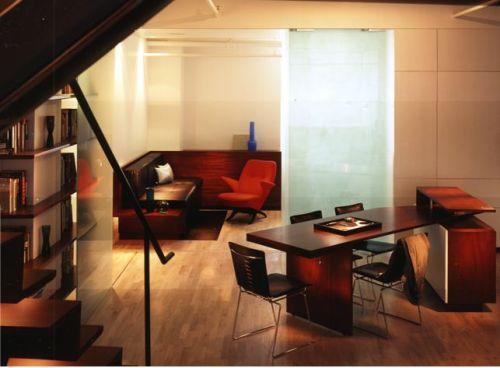 Manhattan Lee Loft By Joel Sanders Architects Gallery