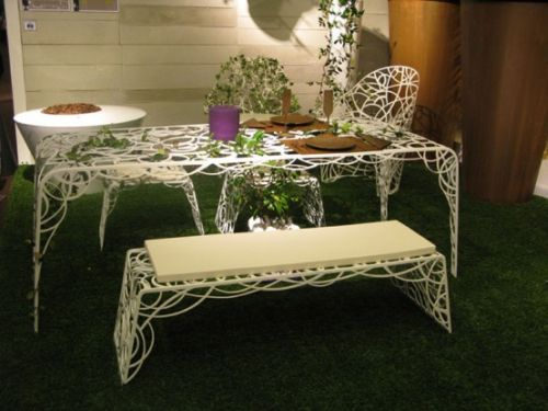 Radici Outdoor Furniture by De Castelli1