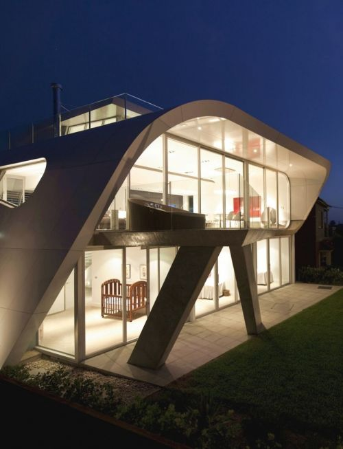 The Moebius House by Tony Owen Partners10