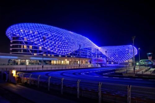 World's Largest LED Project Completed in Abu Dhabi