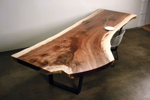 Urbanhardwoods Tables Are Providing The Very Unique And Elegant Design Of Natural  Wood. The Edges Of The Table Looks Different Than The Normal Table And You  ...