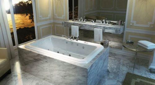 Captivating Roman Bathtub For Royal Bath