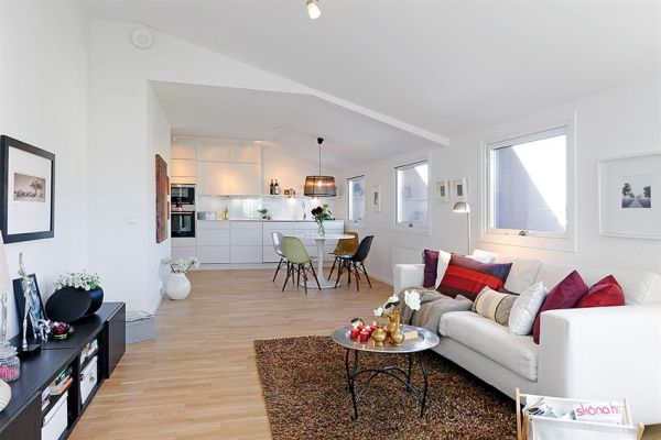 White Apartments: A Common Trend All Over The World