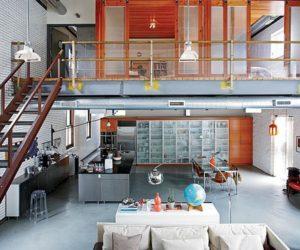 Renovated Loft by Lisa and Joel Santos