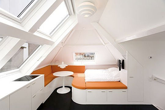 furniture attic. To Make The Space Look More Spacious And Airy Choose Right Colors Whites Are Excellent You Can Combine Them With Bright Accent Such As Furniture Attic O