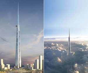 The world's tallest skyscraper – over 1,000 meters