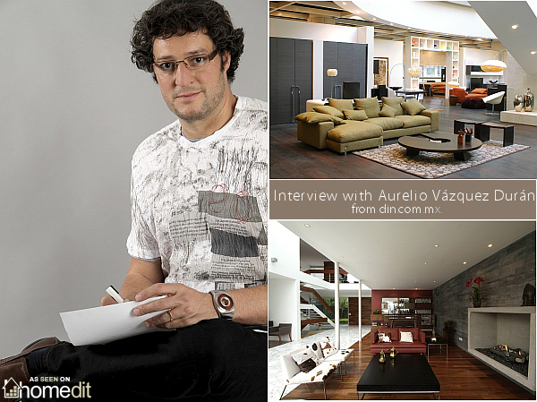 Interview with Aurelio Vázquez Durán