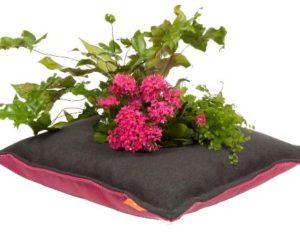 Fresh Indoor Plant Pillow Pots from Sudio Libel