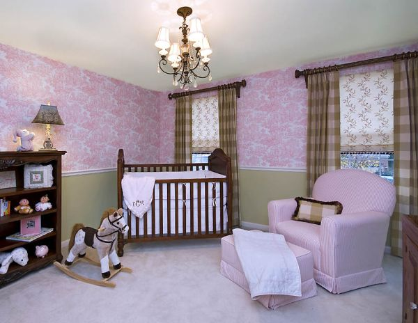 Bring Up Baby In Style From Day One – 30 Lovely Girl Nursery Room Design Ideas