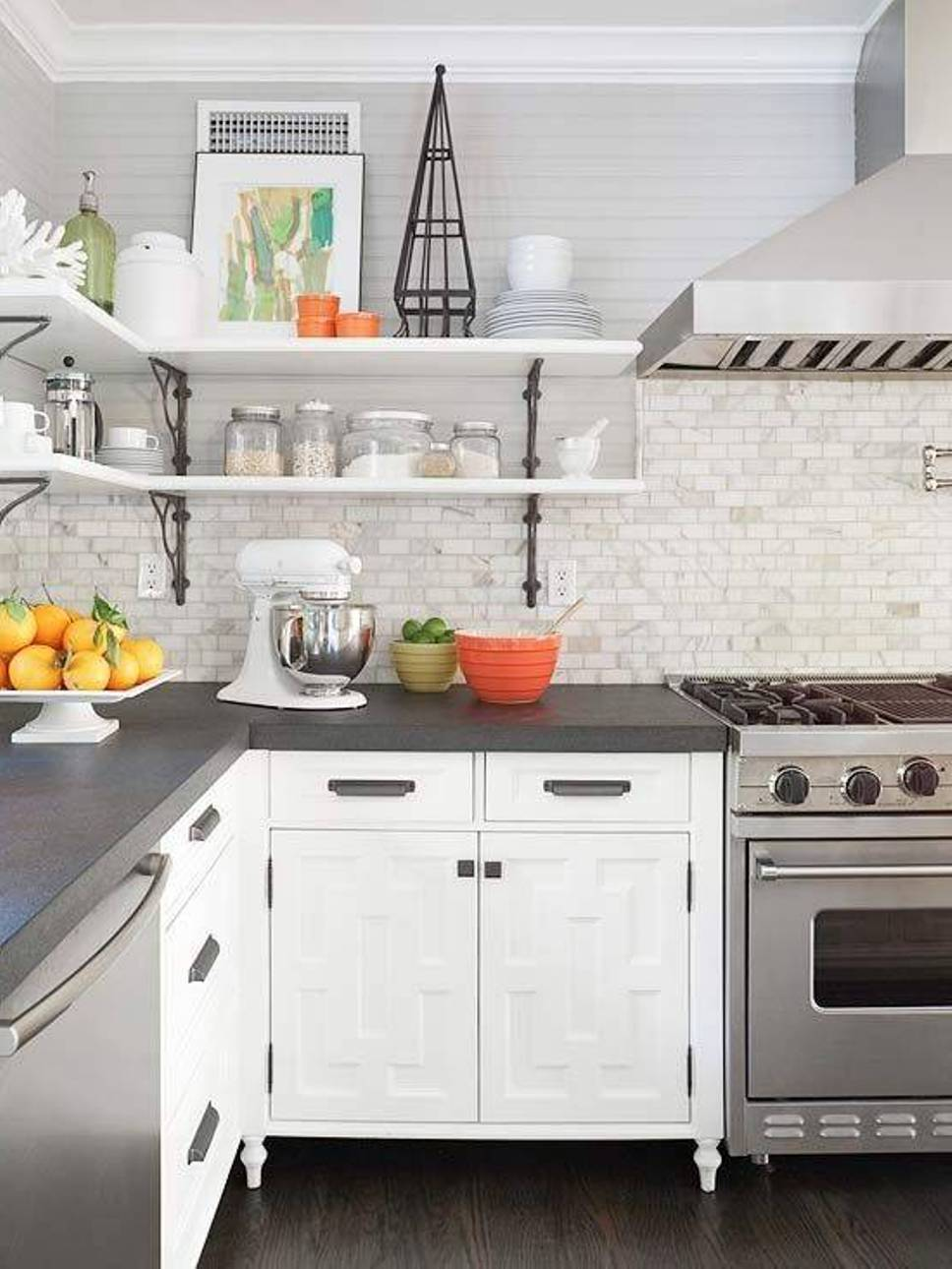 Colors For A Kitchen grey in home decor: passing trend or here to stay?
