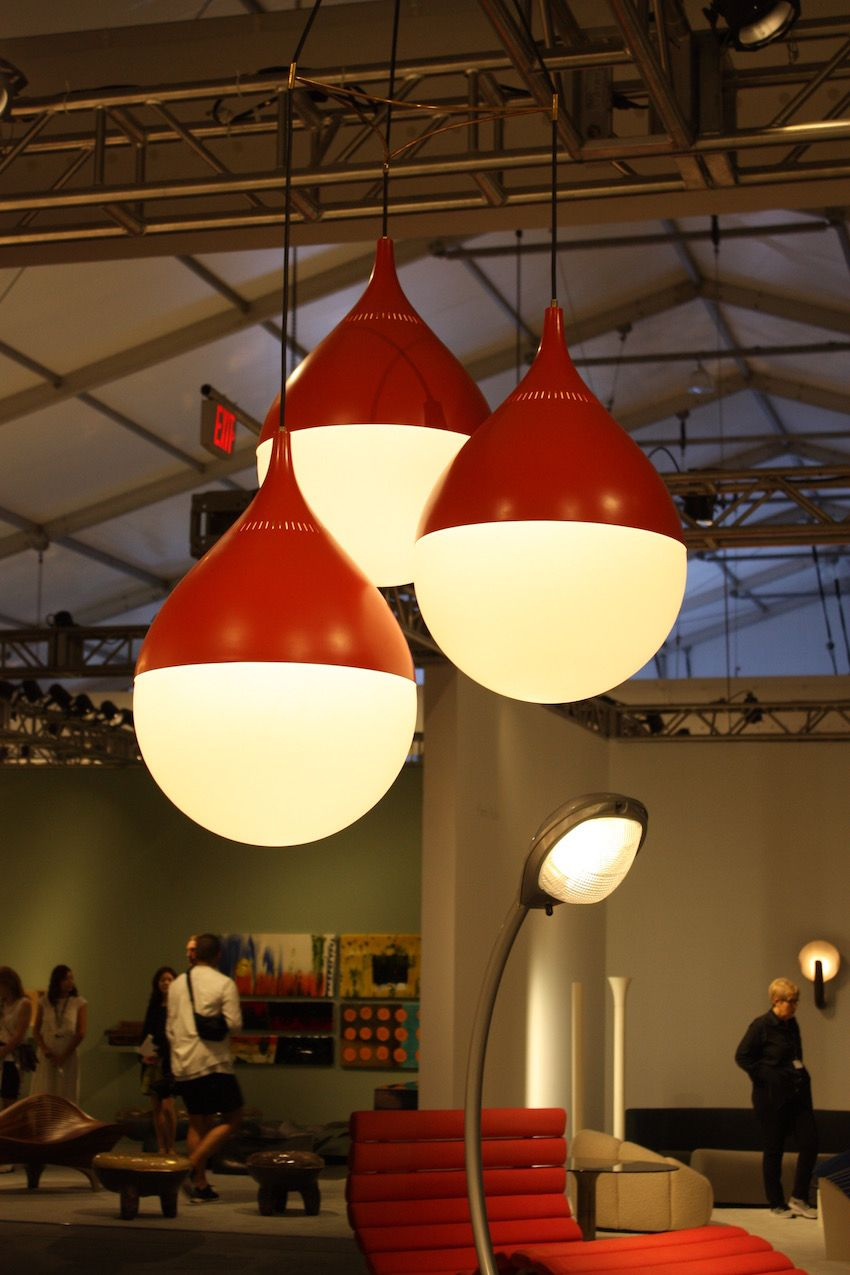 Galerie Kreo's wonderful pendant lights are perfect to install over your dining table or a kitchen island.