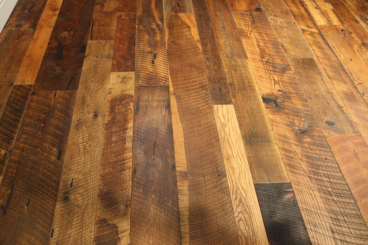 Updated natural floors are becoming very desirable.
