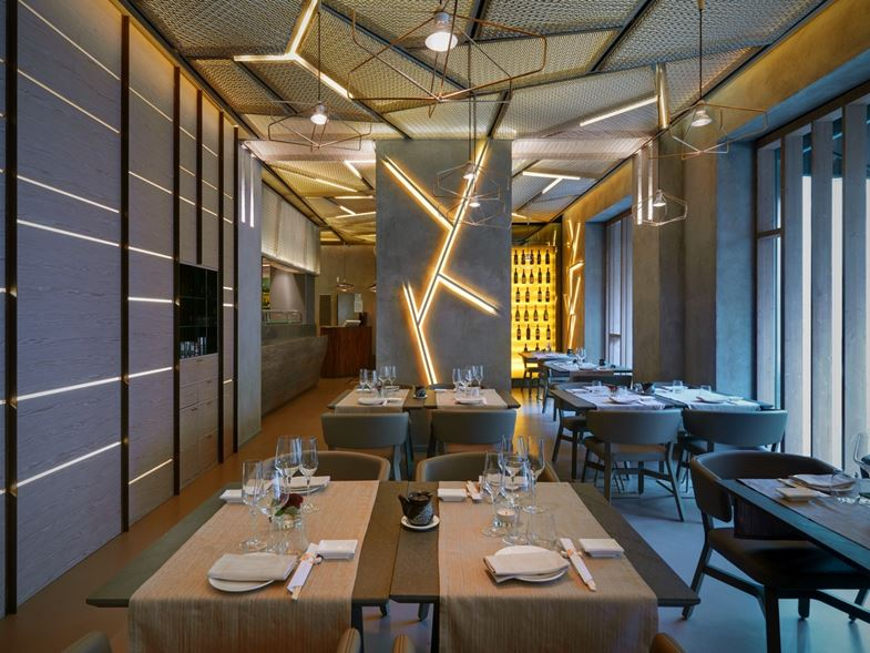 Taiyo by Maurizio Lai – best lighting Interior