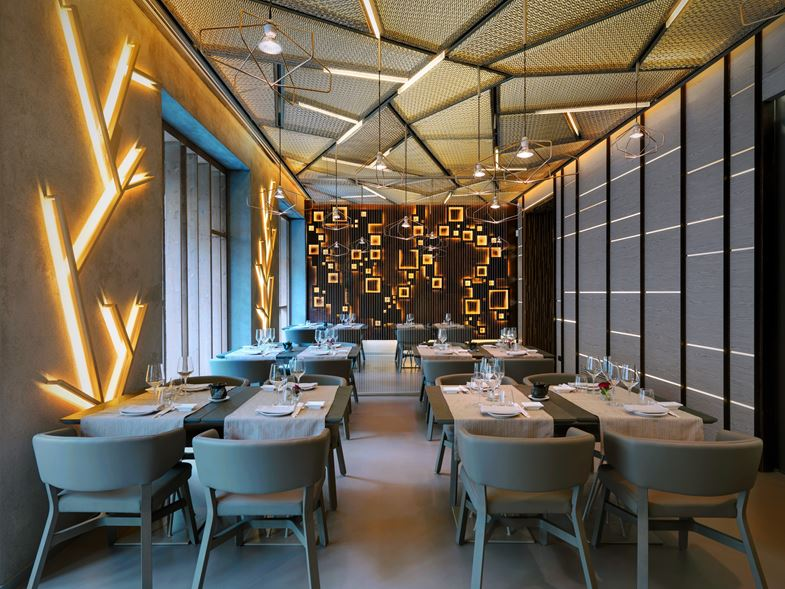 The Restaurant And Bar Design Awards Reach The 8th Edition - Restaurant-interior-designs-ideas