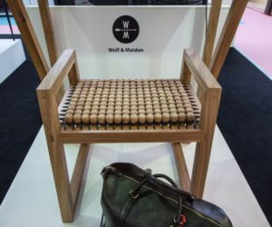 Unusual Chair Designs With Interactive Seats
