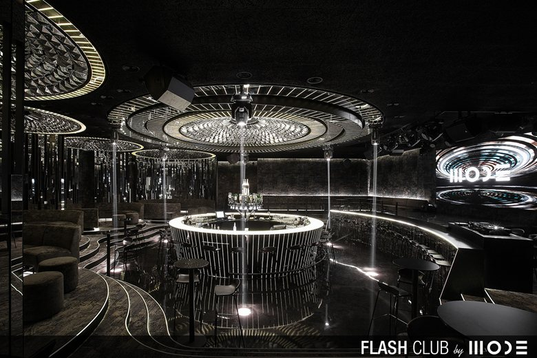 interior Flash by MODE – best nightclub