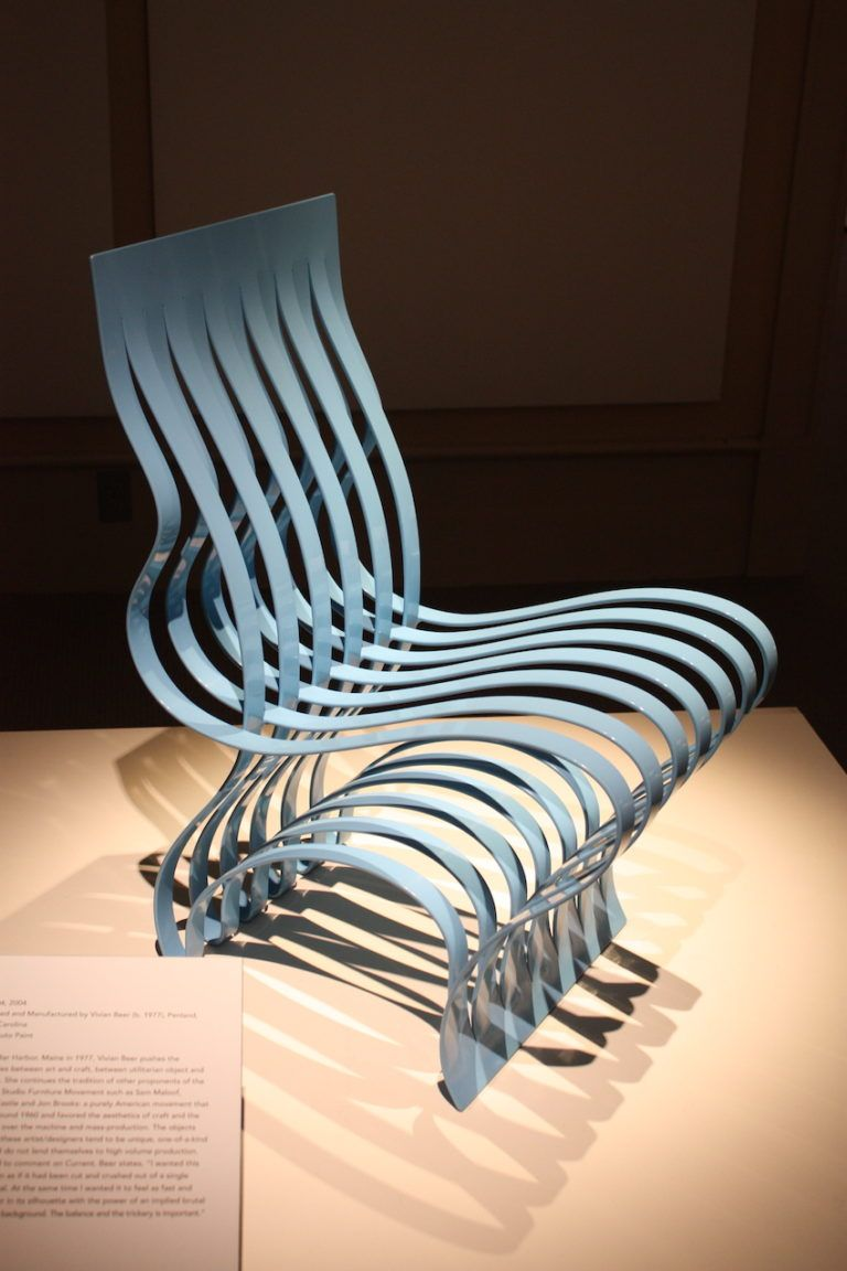 Iconic chairs from 200 years of American Design