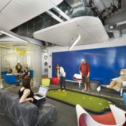 Cool Office Break Rooms U2013 The Playgrounds Of The Adults