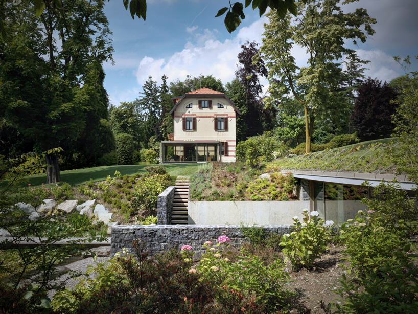 Modern SemiUnderground Homes That Become One With The Land - Unforgettable underground homes