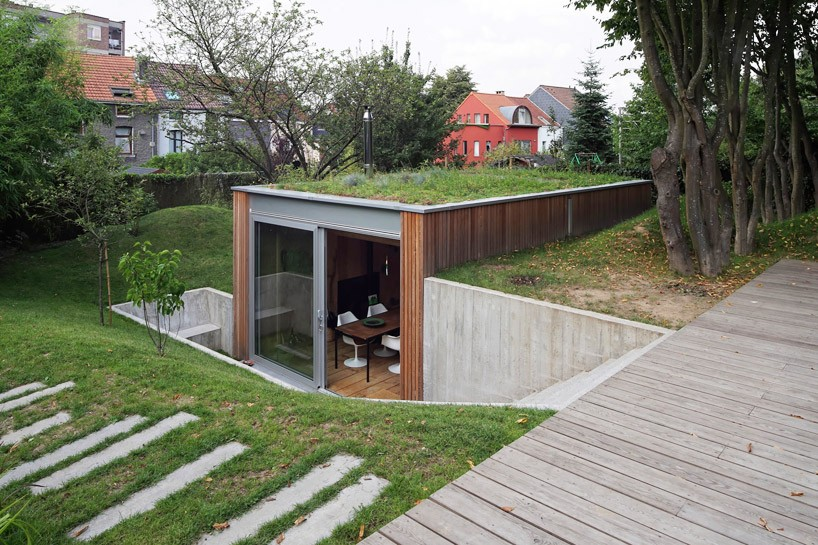 Modern Semi-Underground Homes That Become One With The Land on underground housing designs, modern underground home designs, efficient house designs, off the grid home designs, subterranean home designs, in ground house designs, forest home designs, underground home plans and designs, high efficiency home designs, secure home designs, earth tube systems and designs, underground container home designs, home elevation designs, berm home designs, basement house designs, elevated home designs, island home designs, underground house designs, mountain home designs, rock home designs,