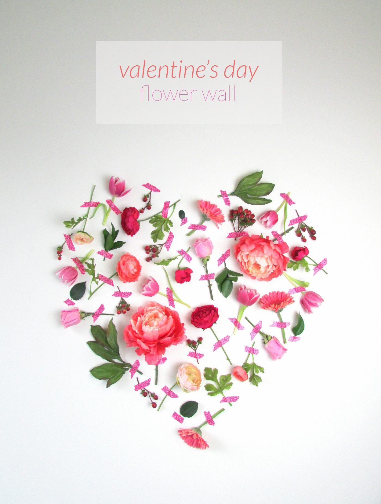 Lovely Crafts For A Perfect Valentine\'s Day Decor