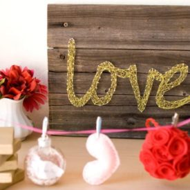 Valentine's Day Love Signs