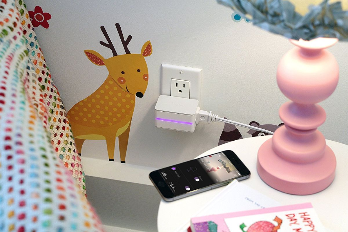 iDevices Switch – WiFi Smart Plug with Energy Monitoring
