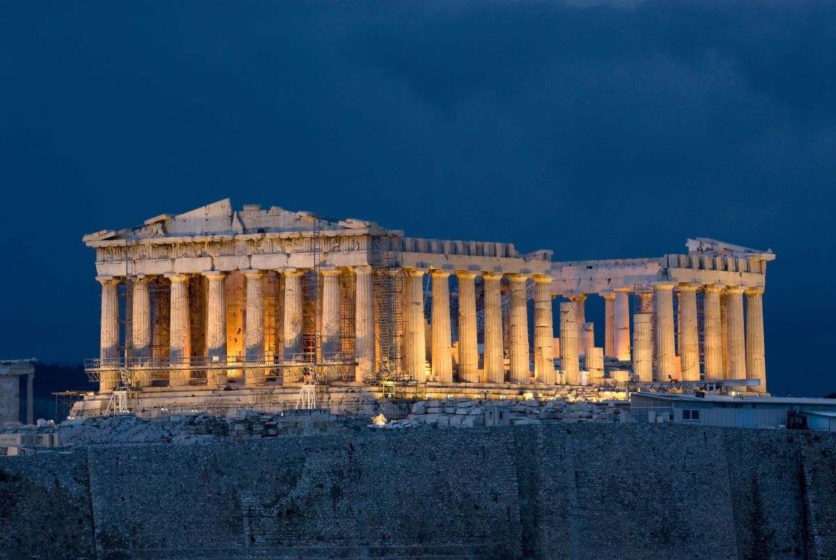 Acropolis of Athens — Athens, Greece