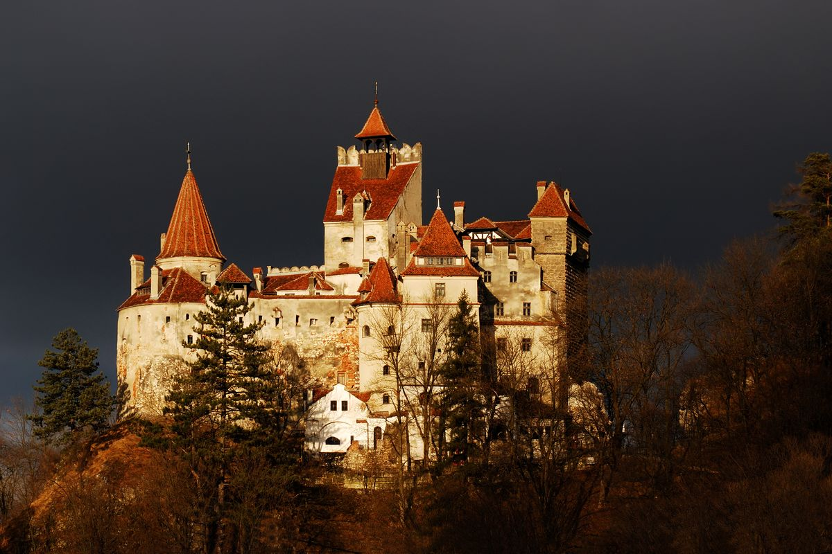Bran Castle — Bran, Romania
