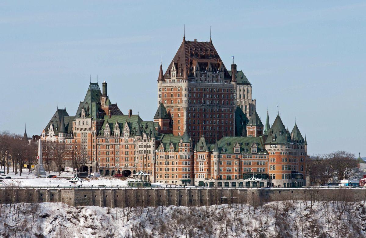 Château Frontenac — Québec, Canada
