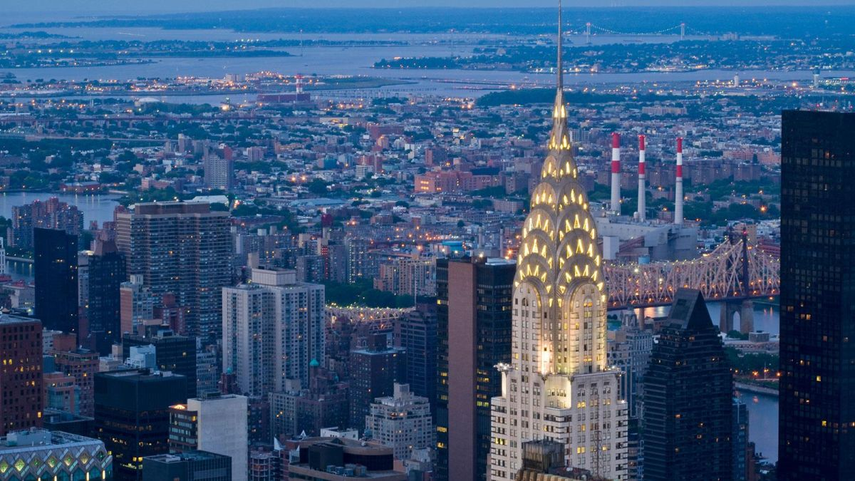 Chrysler Building — New York City, USA