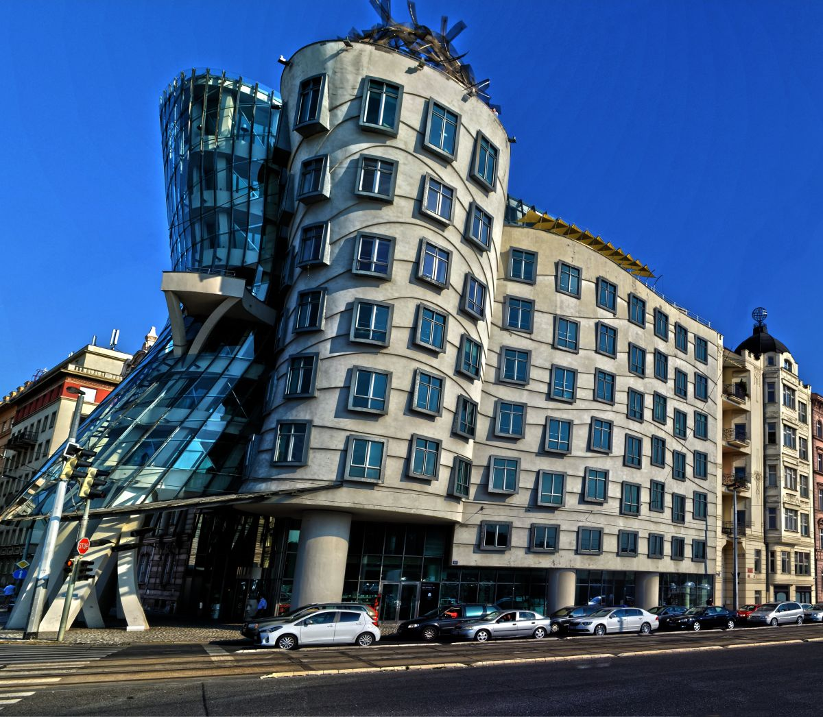 Dancing House — Prague, Czech Republic
