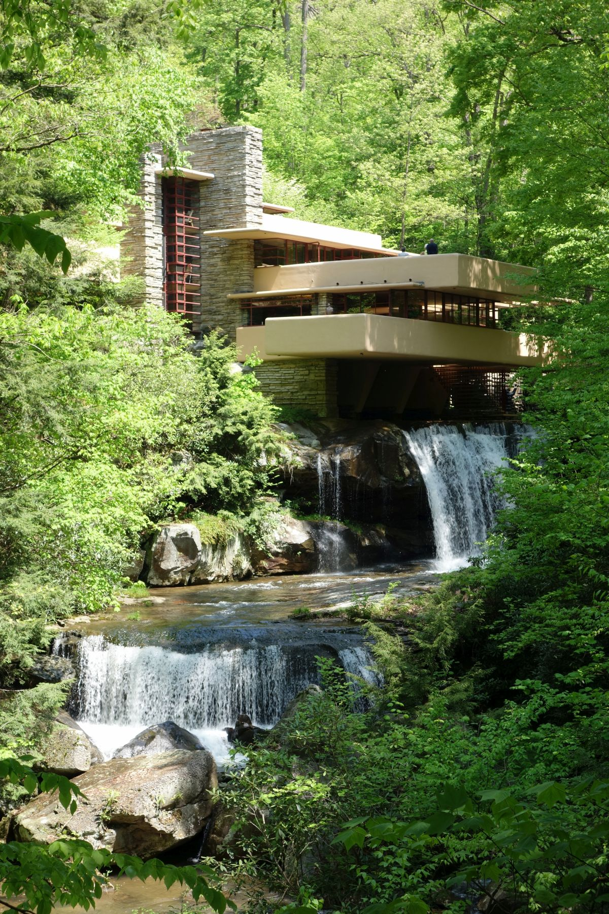 Fallingwater — Mill Run, Pennsylvania, USA