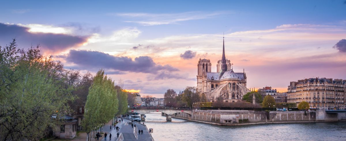 Notre-Dame Cathedral — Paris, France
