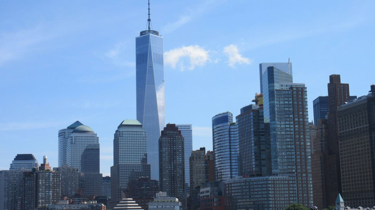 One World Trade Center — New York City, USA