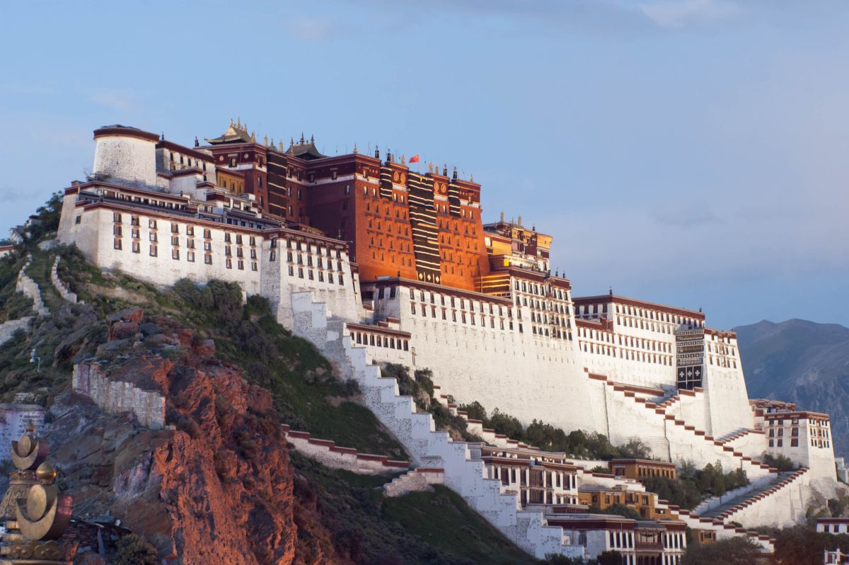 Potala Palace — Lhasa, Tibet, China