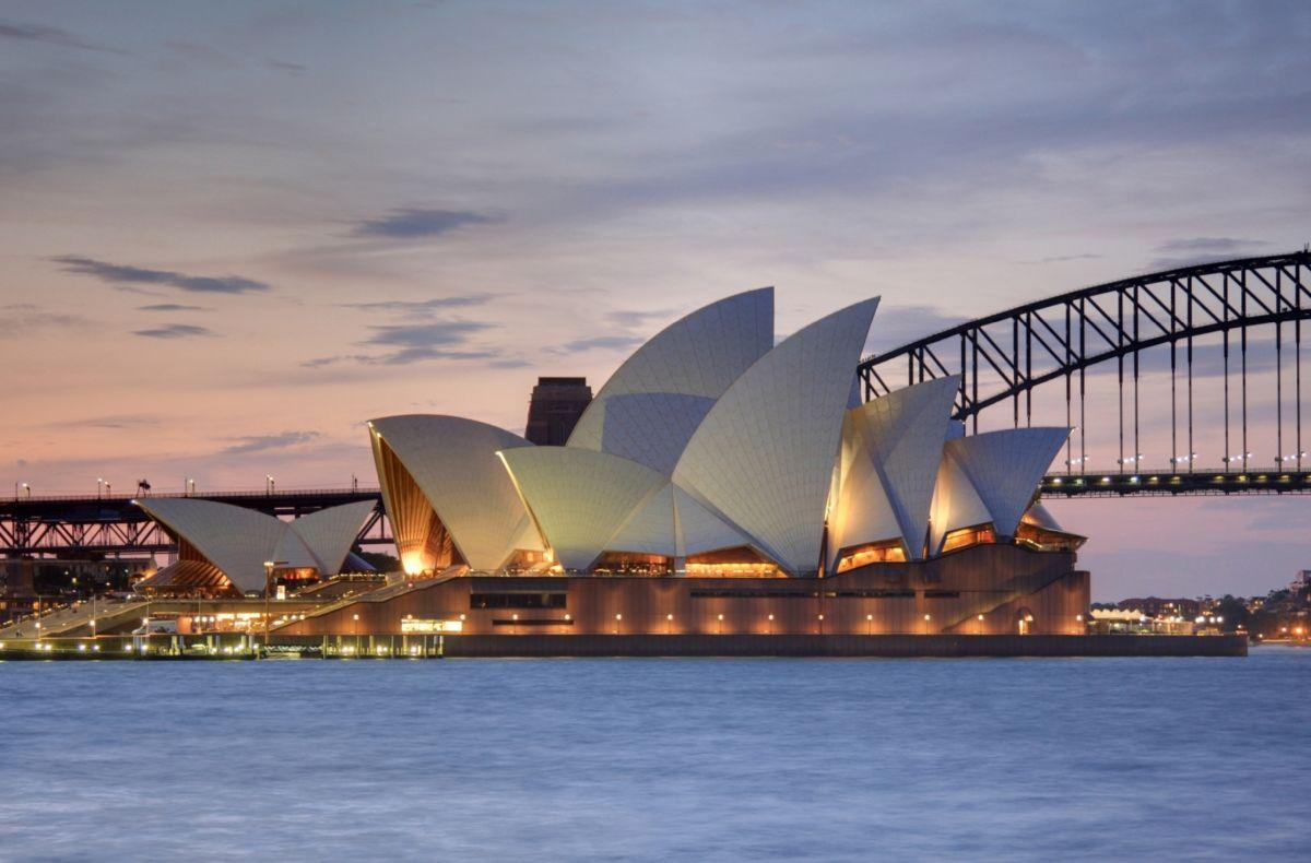 Sydney Opera House — Sydney, Australia