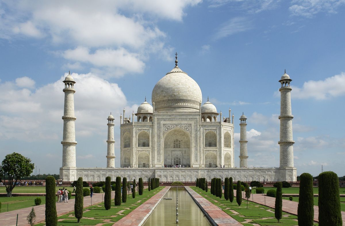Taj Mahal — Agra, India