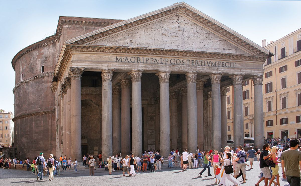 The Pantheon — Rome, Italy