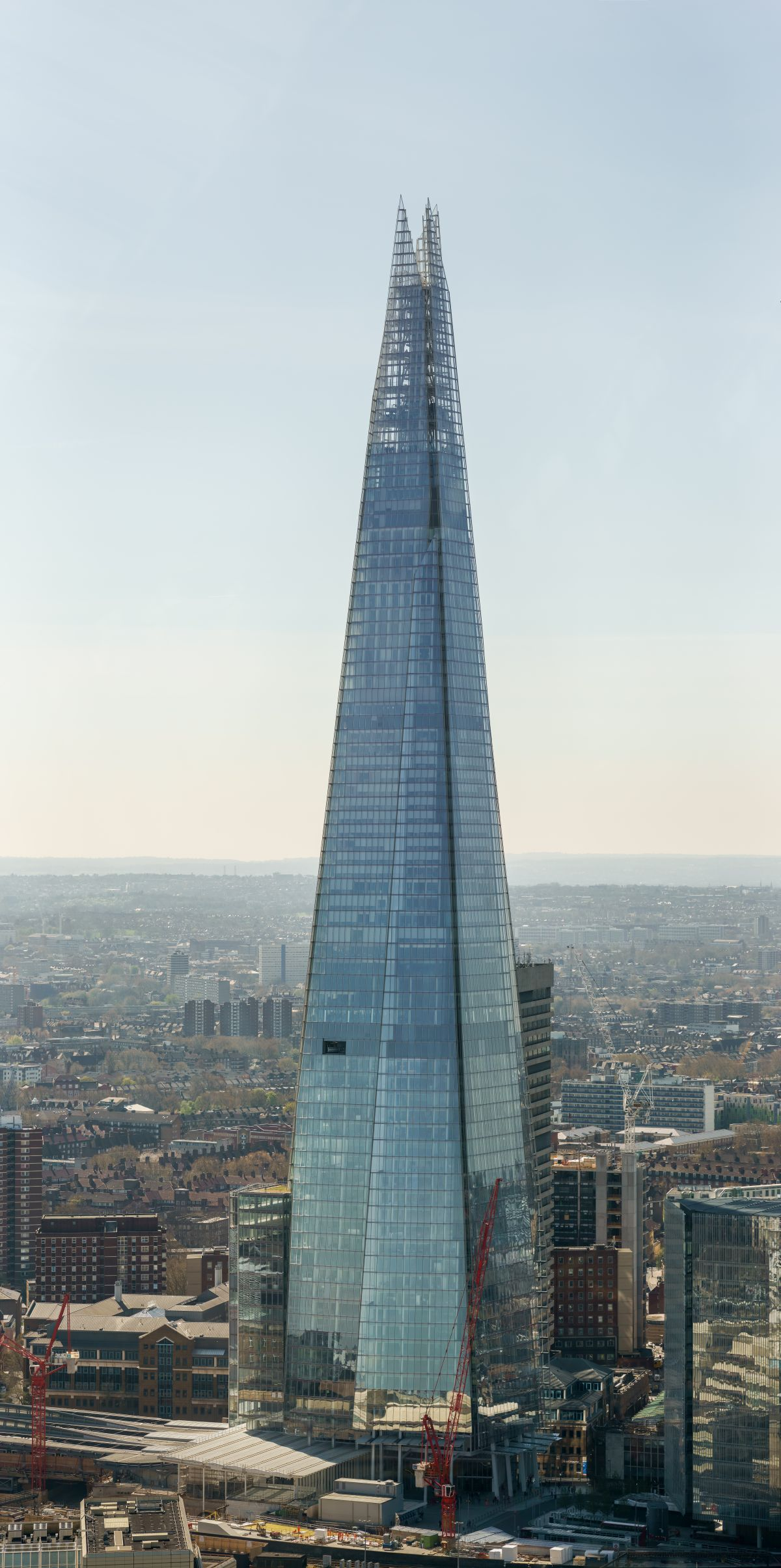 The Shard — London, UK