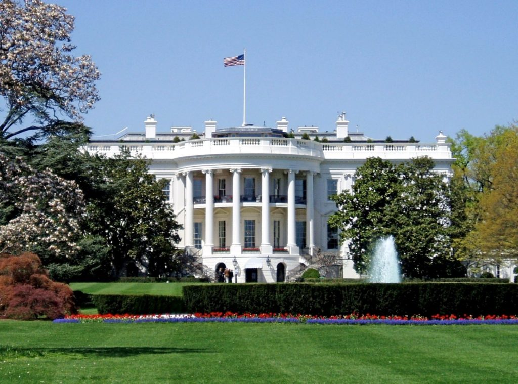 The White House — Washington, D.C., USA
