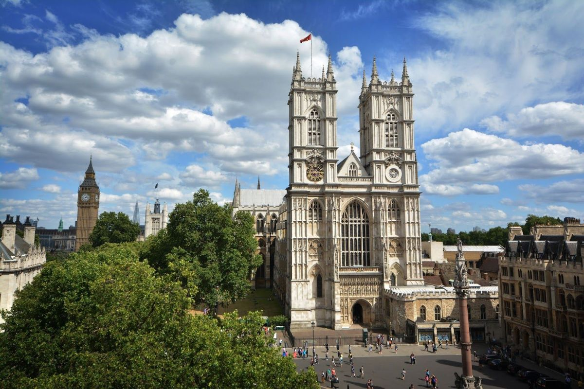 Westminster Abbey — London, UK
