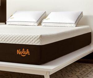 Nolah Mattress signature platform bed