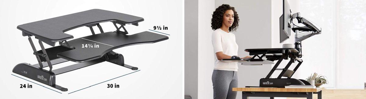 VARIDESK – Height Adjustable Standing Desk Converter