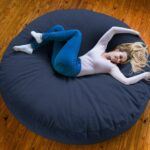 Chenille Cocoon 6' Bean Bag