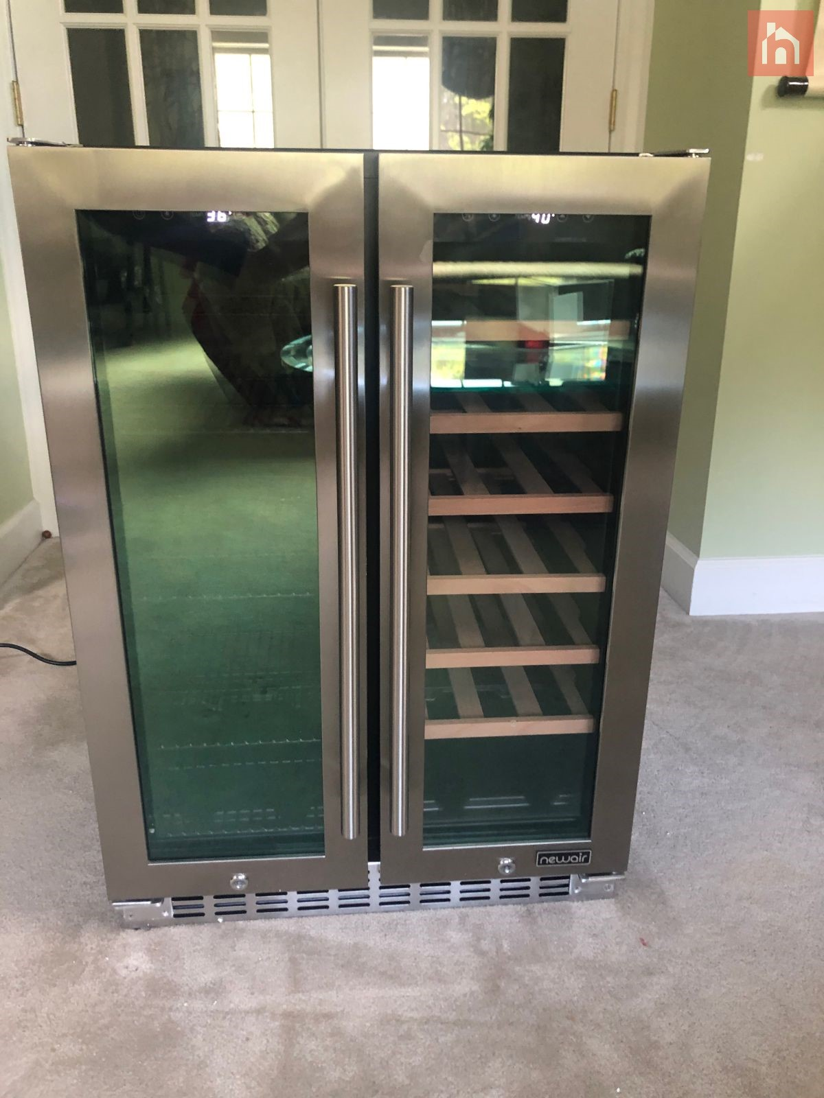 Newair Dual Zone Wine And Beverage Fridge Is A Must Have