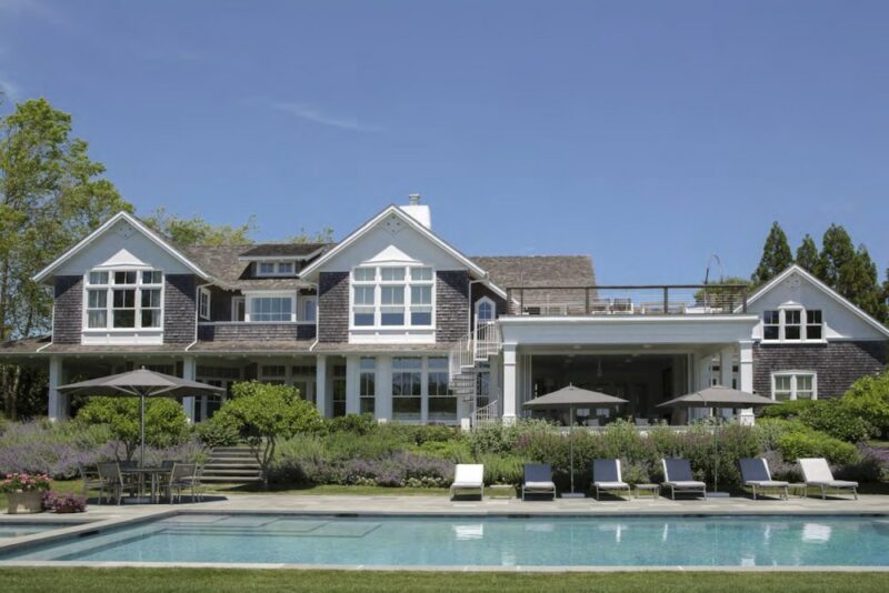 This Home in the Hamptons Has Sophisticated Decor and a Great Location